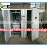 chicken farm equipment 9856/10000 fully automatic chicken eggs incubator egg hatching machine