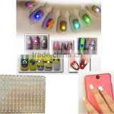 Made in China FPC NFC LED nail art sticker