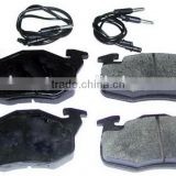 AUTO BRAKE PAD GDB1033 / 4251.02 /.20/ .65 4250.91 / BENDIX:571524 USE FOR CAR PARTS OF PEUGEOT 106 / 306