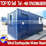 20ft folding living container house prices prefab shipping container homes for sale used