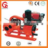 single cylinder 160L small mud pump