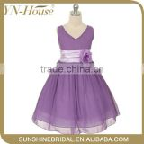 Hot sale summer latest dress patterns for girls for wedding party or ball gown