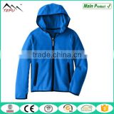 2017 Outer Sports Hiking Wear Boys Hoodie Polar Fleece Jacket