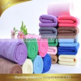 china supplier stock lot wholesale clean microfiber towel fabric bath 50*100cm