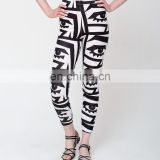 New design female slim tight yoga leggings