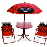 Kids Patio Perfect For Indoor Or Outdoor Use Custom Kids Patio 4pcs Set 2015 HOT Popular kids patio chairs set