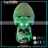 LED Rave Multi Color Party Supplies Helloween Lighting Skull Mask