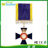 Winho Personalized Canada Military medal with Ribbon