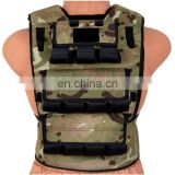 Multicam Body Armor Safety Vest Military Tactical Plate Carrier