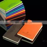 High-end PU cover paperback notebooks A5 office notebooks Imitation leather notebooks