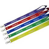 Cheap Custom Printed Nylon Lanyards for Tradeshow
