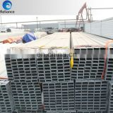 40x60 hollow section steel tube for tower crane