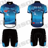 Custom Design Bicycle Clothes Quick Drying Road Bike Clothes