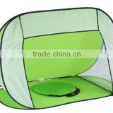 Outdoor Kids football Soccer Goals Pop Up Net Tent