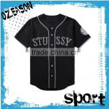 oem service good quiality own design women/men baseball jersey t-shirts manufacturer from china                                                                                                         Supplier's Choice