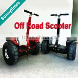 2016 Sale Promotion 2 Wheel Self Balancing Electric Scooter 2000W Motor With Big Wheel CE/FCC/RoHS Certificates