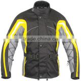 Armored Cordura Padded Riding Motorcycle Jacket