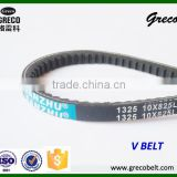 High quality automotive v-belt cog v belt engine fan belt for car accessories                                                                                                         Supplier's Choice