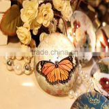 various butterfly crystal paperweight for wedding favor