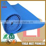 Branded hot sell Seldom Smell yoga mats/massage yoga mat with unique design