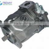 Airport equipment hydraulic pump