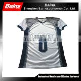 2015 new style american football jersey/cheap american football jerseysdesign your own american football jersey/american footbal