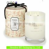 Professional Manufactory wholesale recyclable paper candle packaging boxes                                                                         Quality Choice