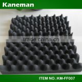 black egg packaging material foam convoluted foam the biggest foam factory in north of china                                                                         Quality Choice