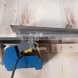 Standard electromagnetic feeder for PVC Regrind Material