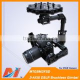 Maytech 3 axis DSLR gimbal brushless for DSLR camera for Canon 5D for aerial photography