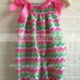 HOT!!!Chevron Items!2013 Wholesale chevron kids Knicker Summer cotton Adorable Bubble Romper Baby Knickers
