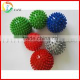 Stress Relief Massage Spiky Exercise Ball Hand Massage Ball                                                                         Quality Choice