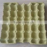 Tray Type and Pape Material Paper Pulp Moulded Egg Tray