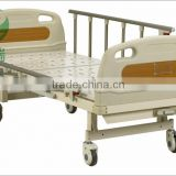HR-621A Plastic head board manual medical bed for sale