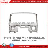 Man replacement body parts front structure assy