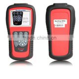 Car scanner autel md802 MaxiDiag Elite MD802 ALL Systems OBD II Autel md 802 all system + live data+OIL SERVICE RESET+EPB