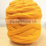 100% Chunky Knitting Yarn, Hand knitting , different colors, Different specifications available