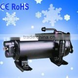 R407c gas hvac Aircon KITs compressor for RV camping car caravan roof top mounted travelling truck ac
