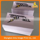 2016 custom stickers printed 3m removable vinyl sticker wall stickers