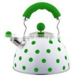 2.0L stainless steel whistling kettle,supplier for AVON                                                                         Quality Choice