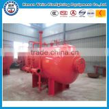Foam concentrate storage tank,foam pressure proportioning bladder tank