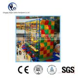 Hot-sale climbing rope Gym fitness for shopping mall with rope ladder                                                                         Quality Choice