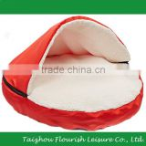 XinYou Hot Sale High Quality Luxury Pet Bed Round Small Pet Bed For Cat Dog