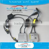Universal 35w hid hyluxted ballast to light up car headlight