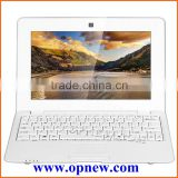 10 inch kids laptop netbook Dual Core 8880 android 4.4 mini PC laptop from OPNEW Wholesaes