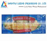 LIXING PACKAGING dried fish plastic container frozen food packaging film