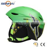 New Style ski helmet, water helmet,water skiing helmets approved CE/ colorful snow helmet for sport on snow