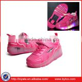 Christmas Kid Youth Girl Boy LED Wheels Roller Shoes Skates Sneakers                                                                         Quality Choice                                                     Most Popular