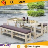 Nice design unique rattan bar stool garden furniture table and long chair wholesale bar furniture