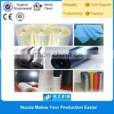 two screw extruder PVC perforated film machine